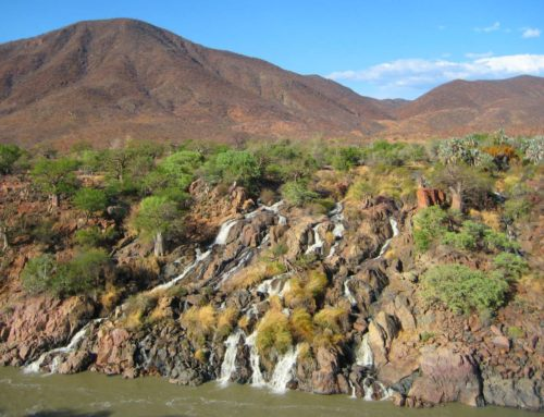 Entdeckungsreise in Namibia's Nord-Westen