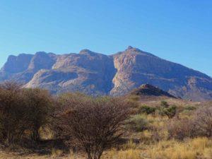 Hohenstein im Erongo Gebirge