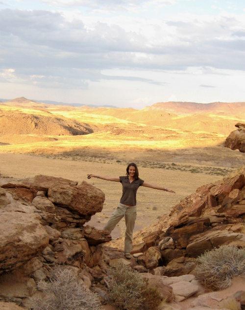 Mehr Namibia - Glücklich im Damaraland