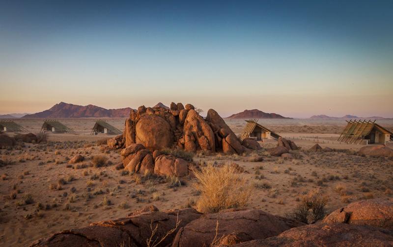 Yoga Reise Namibia -Desert Breeze