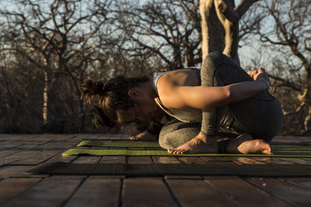 Yoga Reise Namibia