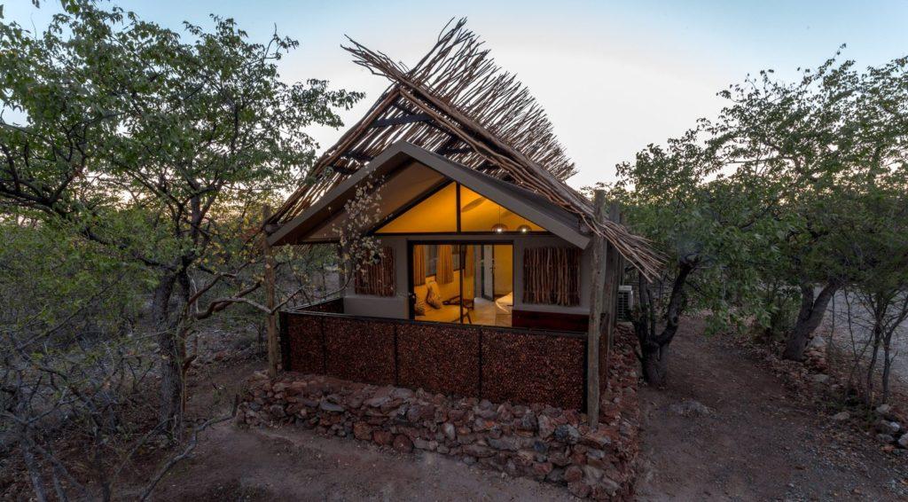 Etosha Village Lodge Namibia - Zimmer