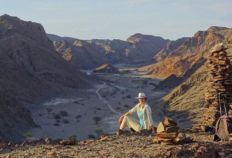 Mehr Namibia - Archaische Schluchten im Damaraland in Namibia